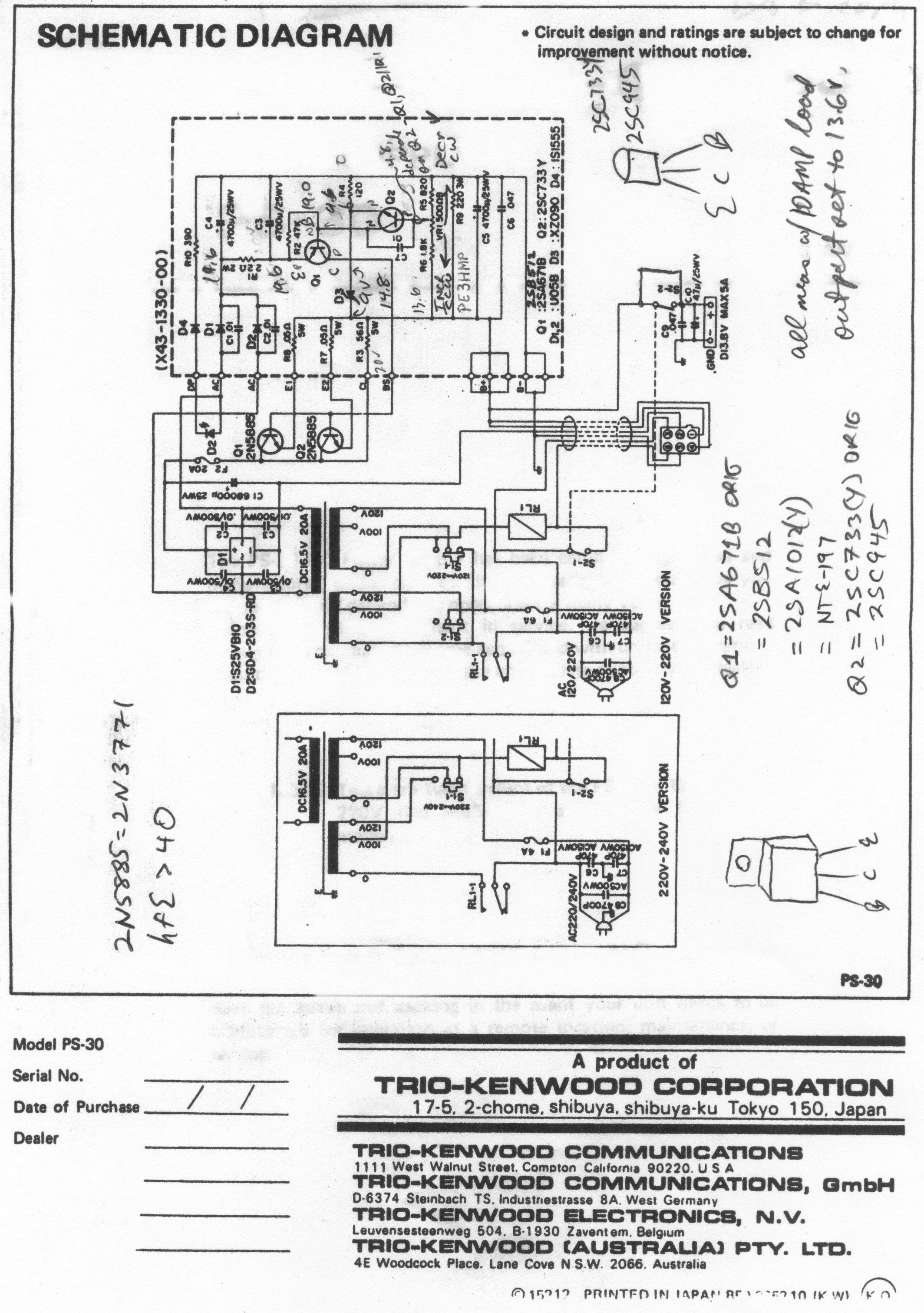 Wiring Diagram For Kenwood Kdc Mp538u