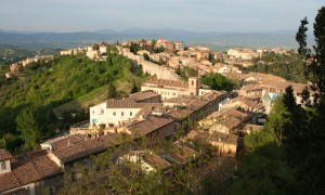 Capital of Umbria Perugia
