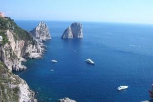 Capri and Faraglioni