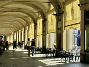 Turin and Portici