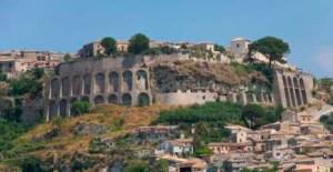 Gerace Village in Calabria