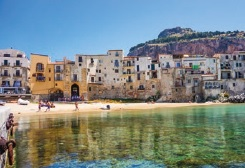 Cefalu Sea view
