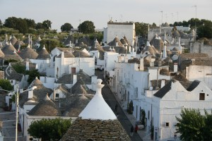 Alberobello and its wonderful little houses