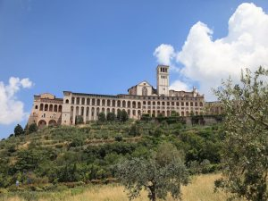Assisi during Covid19