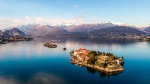 Lake Maggiore Borromean Island