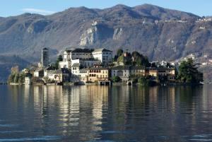 Lake Island San Giulio
