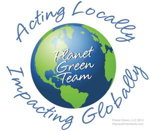 Sonya Eckel, EVP Leader of Planet Green Team