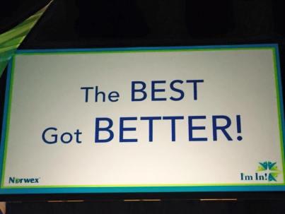 The BEST just got BETTER!