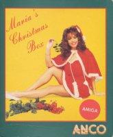 Maria's Christmas Box_Front