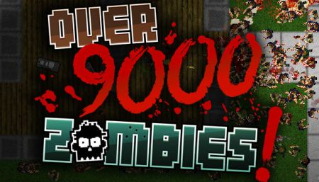 over 9000 zombies featured