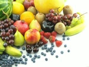 an image of a variety of fruits