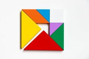 R9 Markets tangram