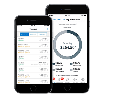 Timesheet App   Manage your Mobile Workforce   Replicon
