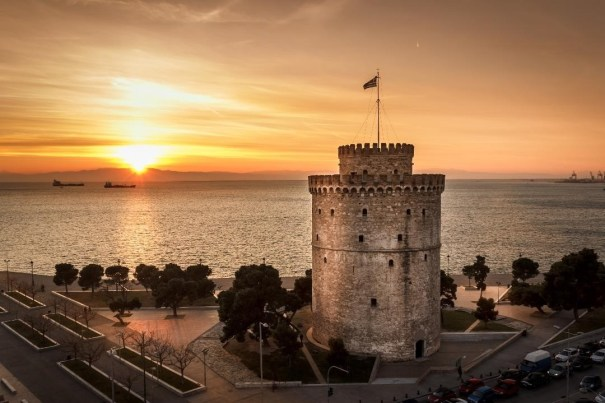 White Tower Thessaloniki 1