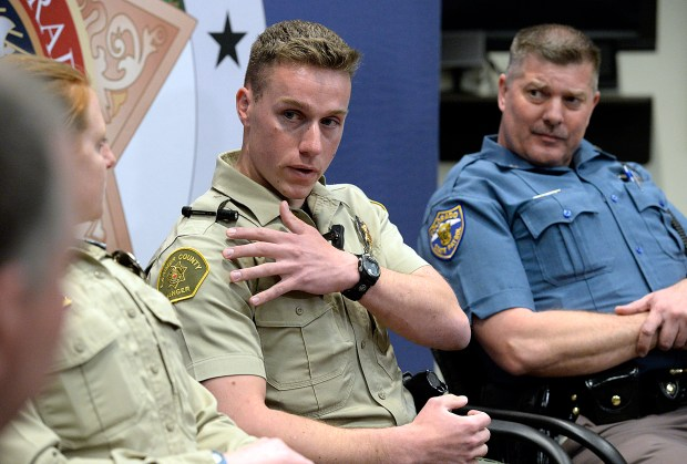 'A fight for my life': Officers reflect on Wednesday's mountain lion attack in Loveland