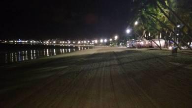 Photo of Caminhada nas areias da praia de Ponta Verde. Foto: Sergio Corinto