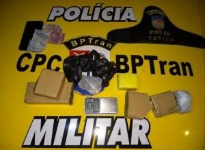 Photo of Jovens são presos suspeitos de tráfico de drogas em Maceió