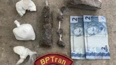 Photo of BPTran apreende drogas, em Maceió; dois jovens foram presos