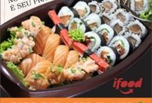 Photo of Novo Sushi em Maceió: Kasazami Sushi – Peça pelo ifood
