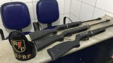 Photo of Dois jovens são presos por usar arma de parque de diversões para assaltar na parte alta de Maceió