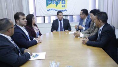 Photo of PRTB-AL recebe o vice-presidente da República General Mourão nesta quinta-feira, 03