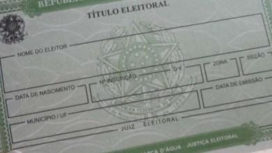 Photo of FACILIDADE: eleitor pode tirar título, fazer transferência e alterar dados pela internet