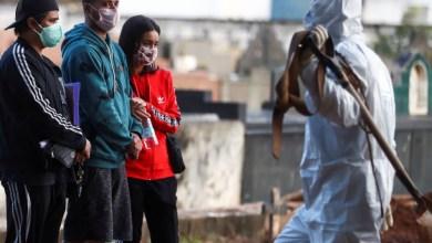 Photo of ALARMANTE! Brasil registra 145 mil casos de covid-19 e 10.627 mortes