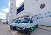 Photo of Hospital Metropolitano já tem 40% de ocupação dos leitos após 12 dias de funcionamento