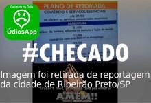 Photo of FAKE NEWS! Imagem com datas para reabertura do comércio não é de Alagoas