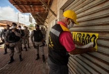 Photo of LACRANDO TUDO! Operação conjunta reforça fiscalização ao cumprimento do decreto emergencial em Maceió