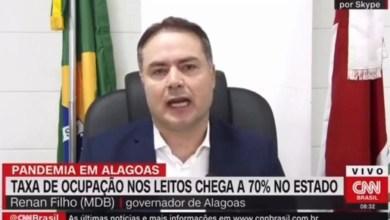 Photo of LIVE CNN: Renan Filho diz que com lotação máxima na rede privada hospitalara rede pública é a única porta para atender a população; Assista!