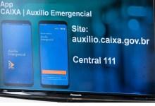 Photo of É MUITA GRANA! Caixa pagou R$ 70,8 bilhões em auxílio emergencial