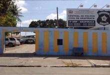 Photo of Homem é preso após agredir esposa em Arapiraca, AL