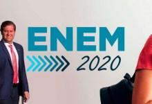 Photo of Para Marx Beltrão, governo federal fez correto ao adiar ENEM 2020