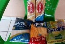 Photo of VERGONHOSO! Kit da Prefeitura de Messias para estudantes vem apenas com quatro alimentos; Assista!