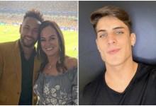 Photo of GRITARIA, SANGUE E AMBULÂNCIA! Mãe do jogador Neymar tem briga feia com namorado