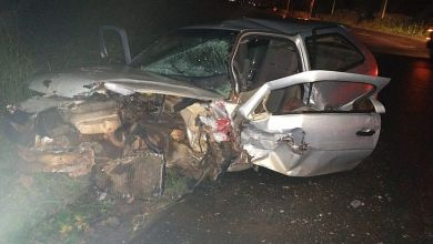 Photo of Acidente de carro deixa seis feridos na AL-115