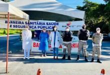 Photo of BARREIRAS SANITÁRIAS: Sesau examina mais de 22.600 pessoas em um mês