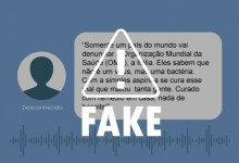 Photo of FAKE NEWS: é falso que uso de aspirina cure pacientes com o novo coronavírus