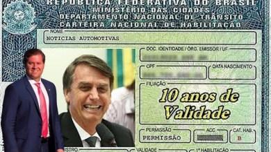 Photo of CONTRA A INDÚSTRIA DA MULTA! Marx Beltrão vota em favor da CNH de 10 anos
