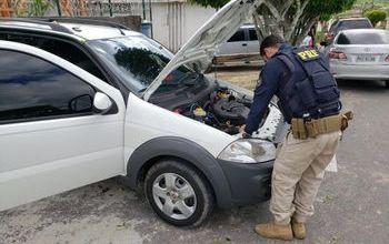 Photo of PRF prende homem e recupera veículo roubado