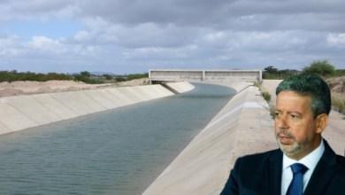 Photo of Ministro do Desenvolvimento Regional e Arthur Lira entregam sistema de água captada do Canal do Sertão em AL
