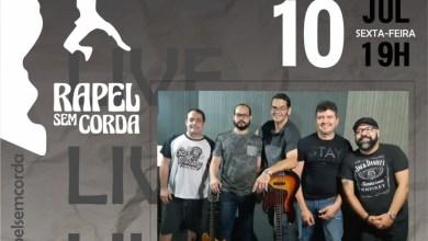 Photo of Banda Rapel Sem Corda realiza Live nesta sexta-feira (10)