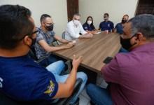 Photo of CONHECENDO AS NECESSIDADES! Alfredo Gaspar visita Associação de Cabos e Soldados de Alagoas