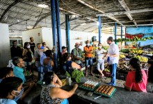 Photo of Uma Maceió abandonada que teima em continuar existindo: o Mercado Público do bairro de Bebedouro