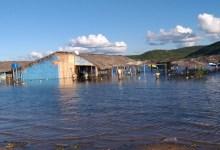 Photo of Nível do rio São Francisco aumenta e volta a alagar barracas em Pão de Açúcar