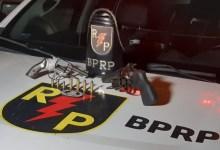 Photo of Batalhões da capital e interior realizam prisões por porte ilegal de arma de fogo, tráfico de drogas e recuperam veículo roubado