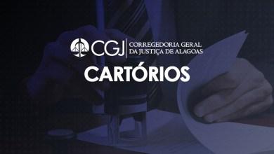 Photo of Corregedoria determina que cartórios voltem a atender em horário normal