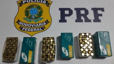 Photo of Foragido da Justiça é preso com diversas munições na BR 101, em Rio Largo