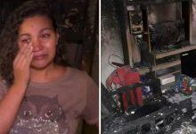 Photo of Após ter a casa incendida pelo ex-marido, internautas criam vaquinha para ajudar vendedora